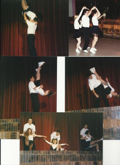 Démo Rock acrobatique avec Rabah