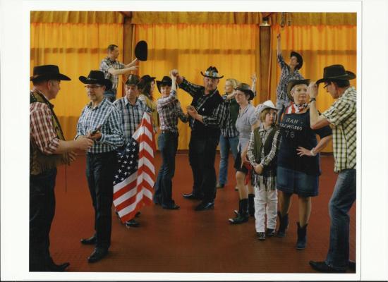 photo country extraite de l'album photo des associations Clermontoises